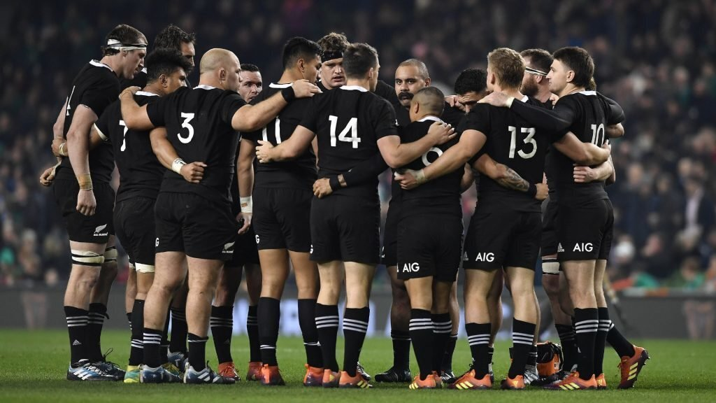 Another All Black joins the ever-growing exodus