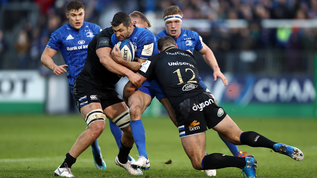 Leinster bounces back at the Rec