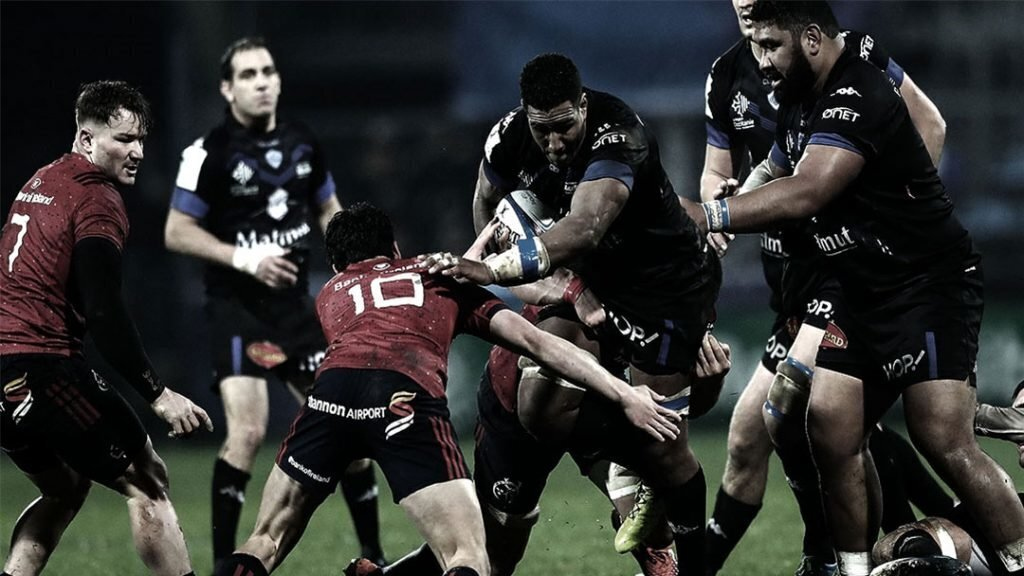 Castres win blows pool two wide open