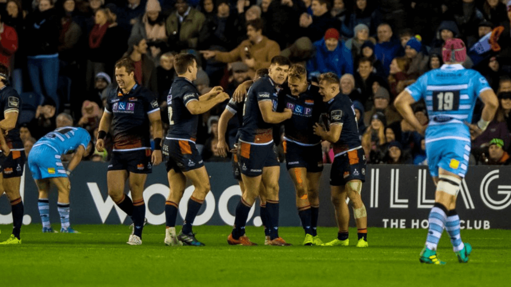 Thomson returns home to join Edinburgh