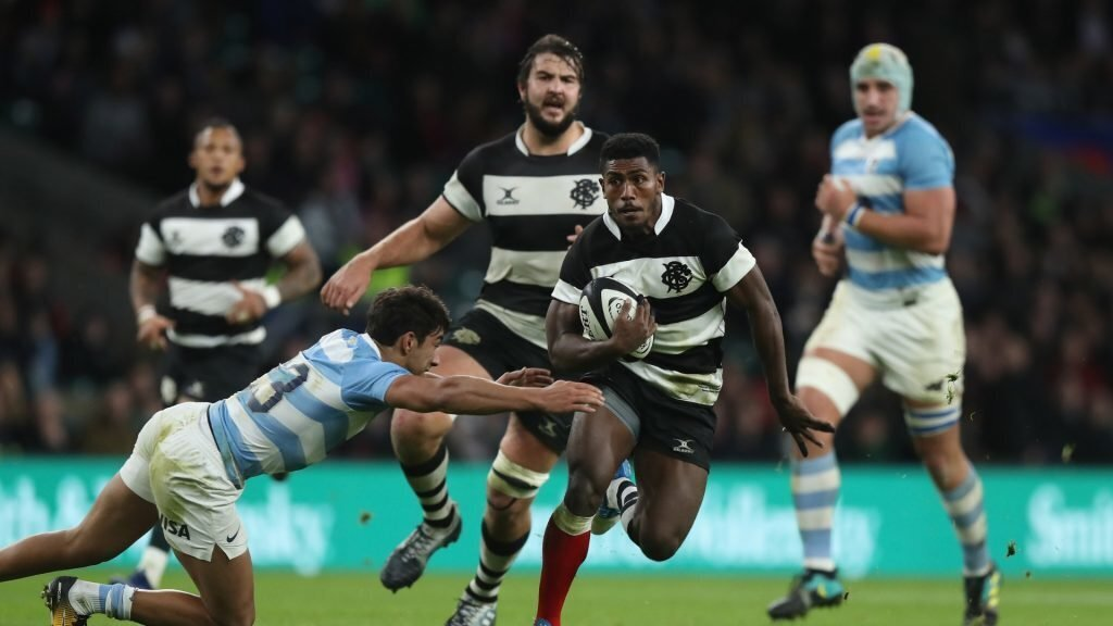 Fijian star says no to Wasps and Rebels