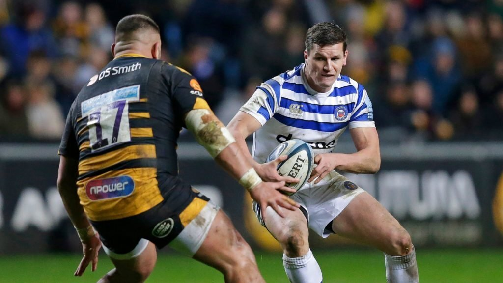 Burns the star of the show as Bath beat Wasps