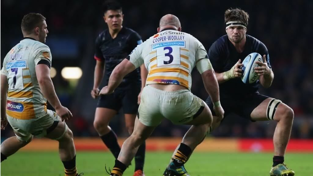 Harlequins too good for Wasps