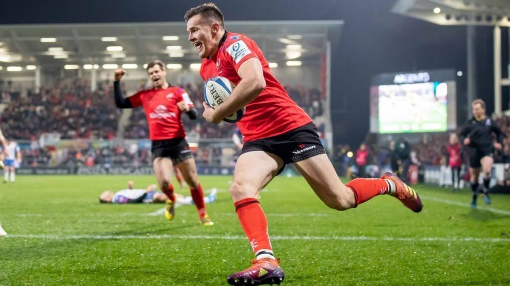 Ulster stay in touch