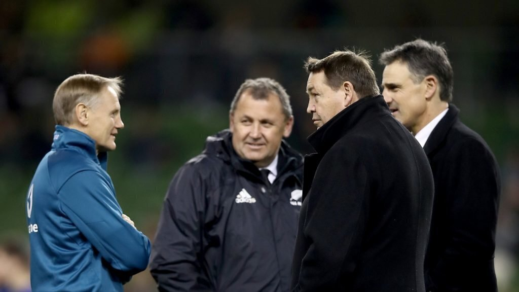 Will British and Irish Lions appoint another Kiwi coach?