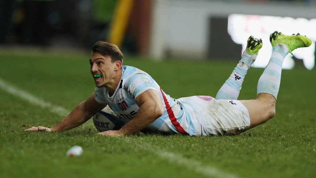 Racing too good for Scarlets