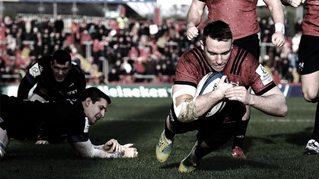 Munster go top in tight pool race