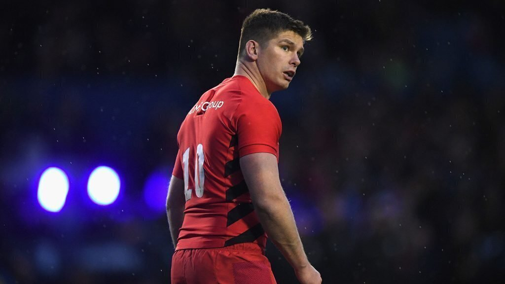 Farrell injury blights England's build-up to Ireland opener