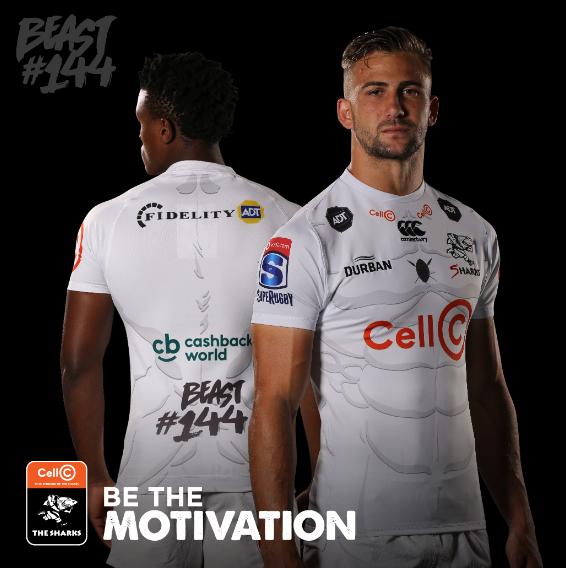 Sharks away jersey 2019