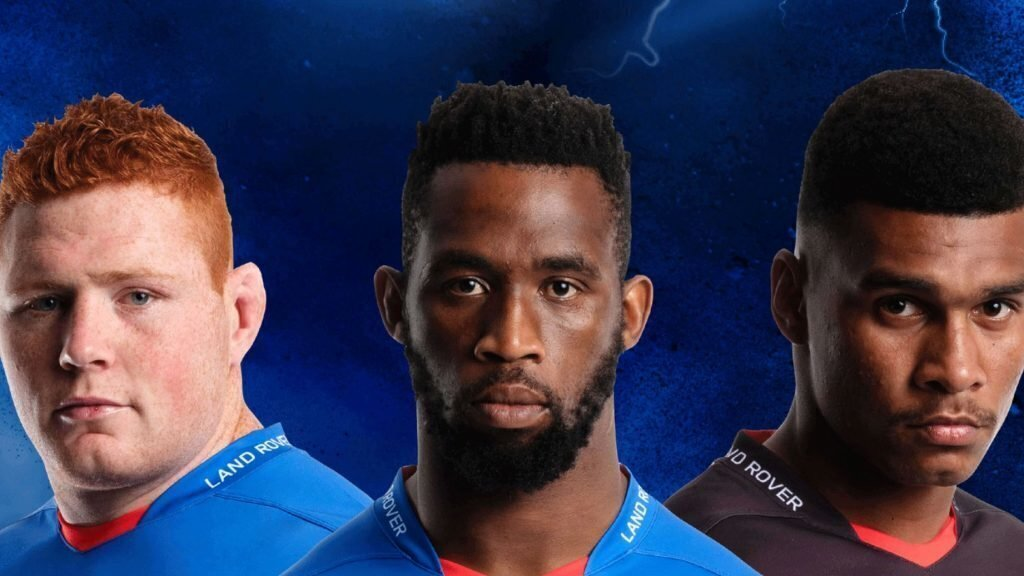 VIDEO: Stormers reveal new look
