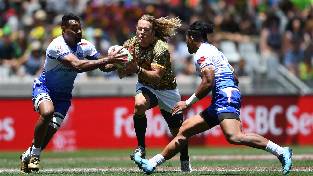 Cape Town 7s: Day One LIVE