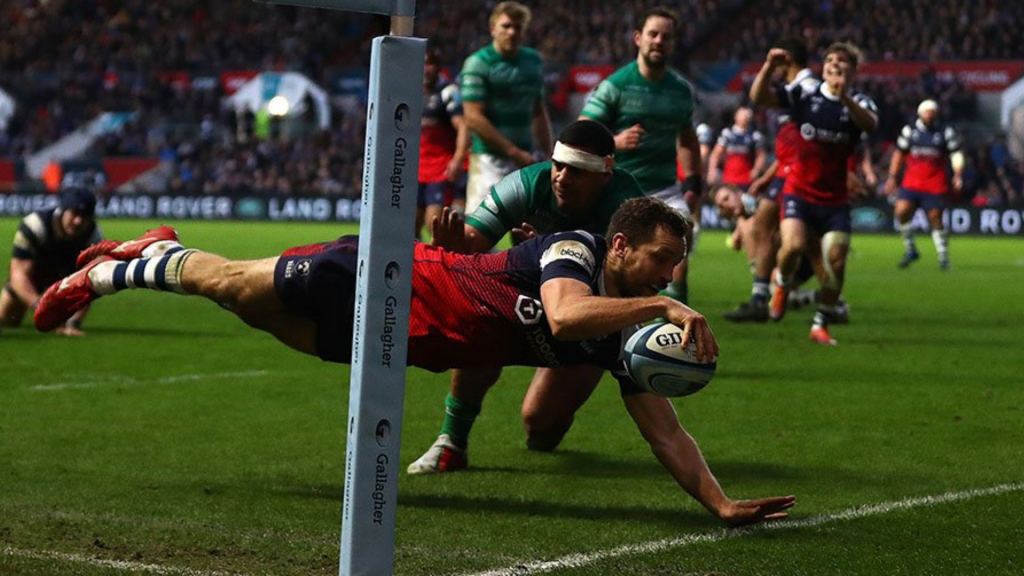 Bristol's second-half blitz down Falcons