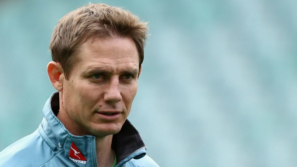 Wallabies reveal Larkham's replacement