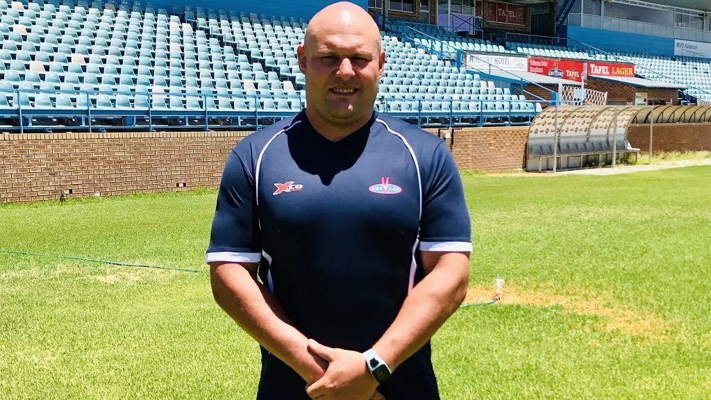 Griquas lose their Bok before he even started