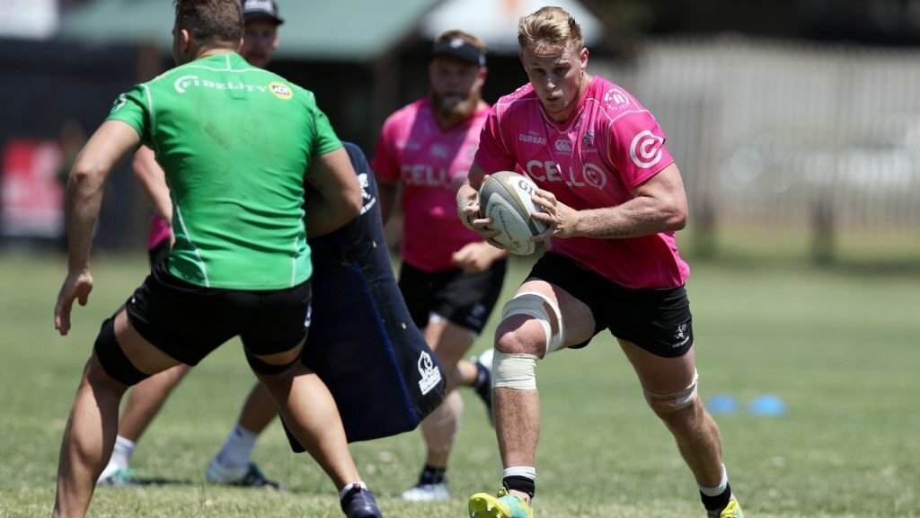 Sharks bring out their Boks for Lions clash