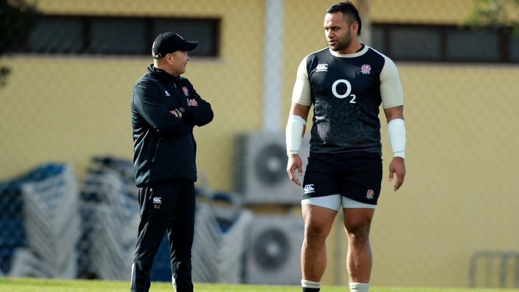 Vunipola urges England to fly 'under the radar'