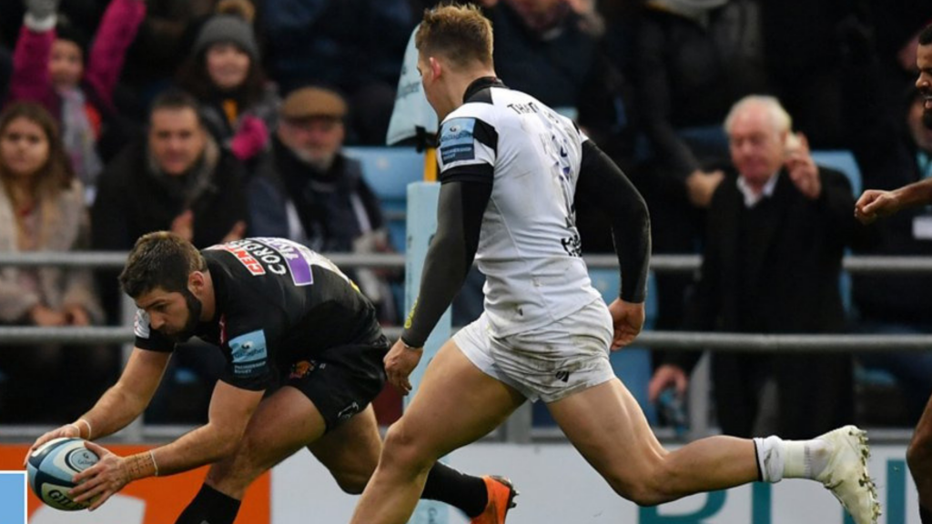 Exeter Chiefs back on top