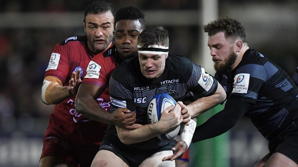Late Soury try secures Toulon win