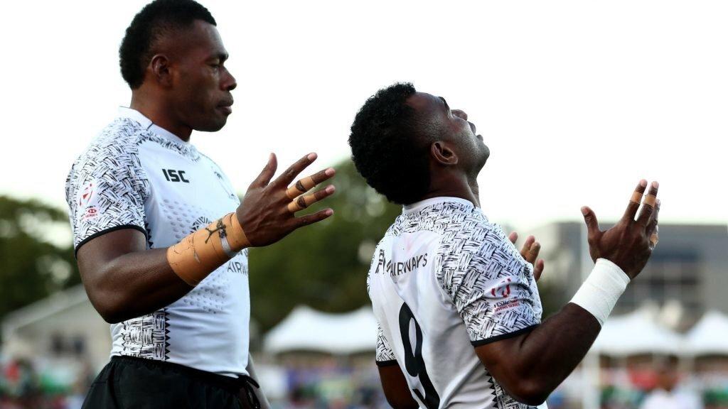 HAMILTON SEVENS: Fiji smash USA in Cup Final