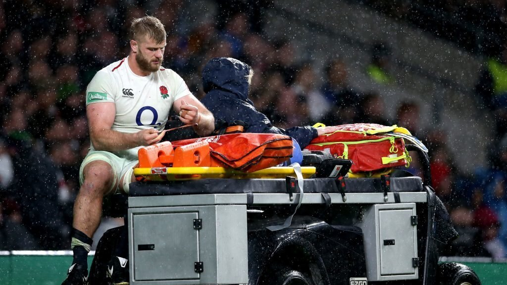 Jones blamed for England injuries