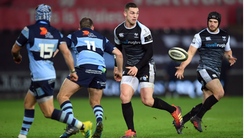 Ospreys bounce back with win over Cardiff
