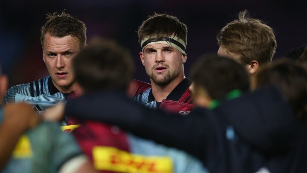 Harlequins hold onto their star