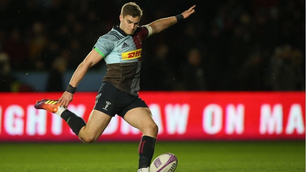 Scotland international re-signs with Harlequins