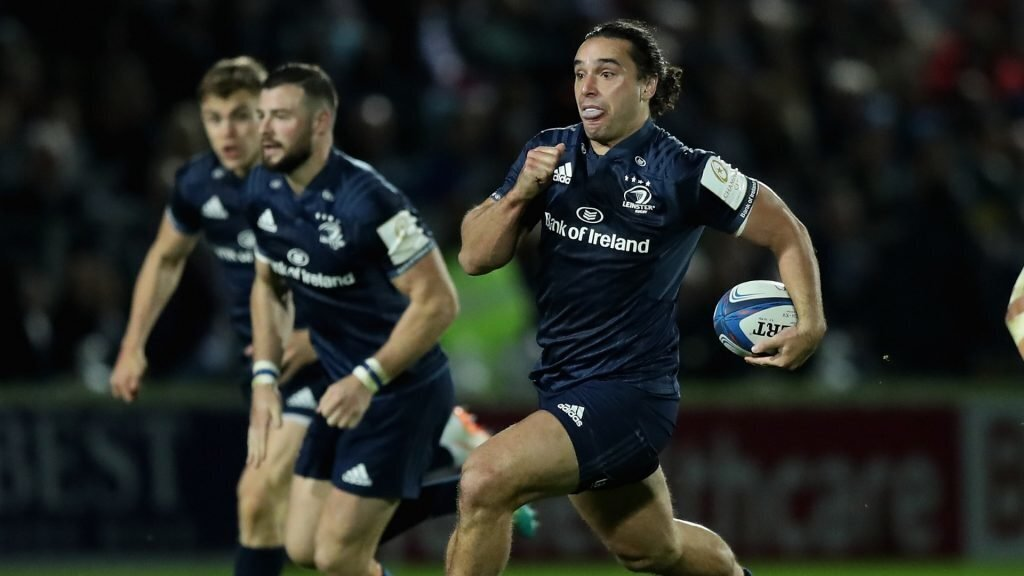 Kiwi wing included in Ireland's Nations Cup squad