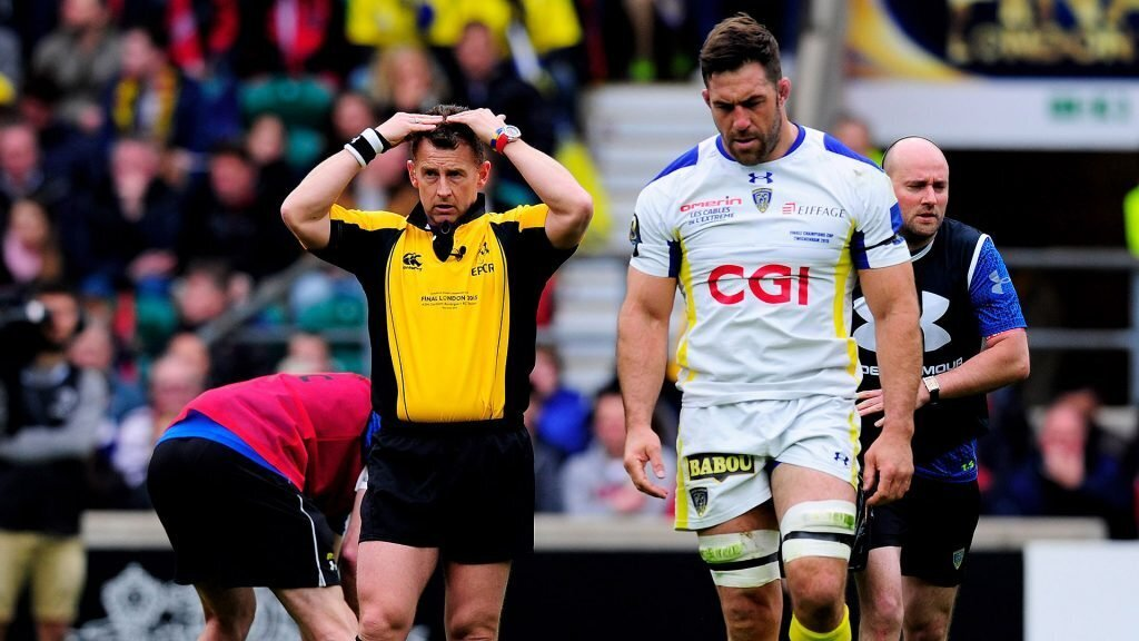 Concussion bombshell for Clermont