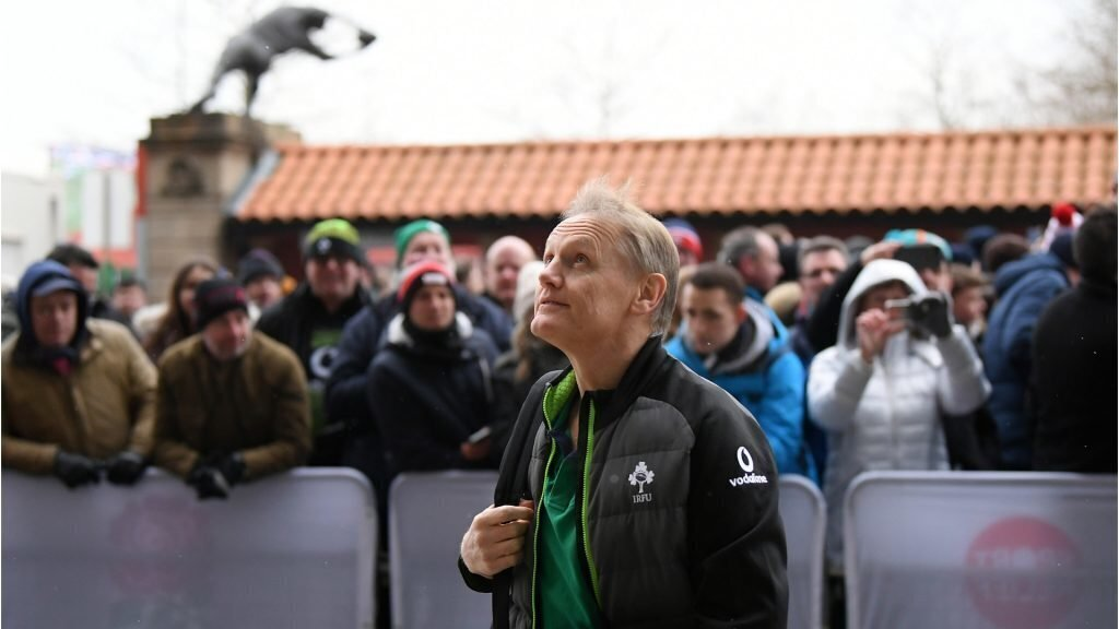 SIX NATIONS: Ireland's right frame of mind