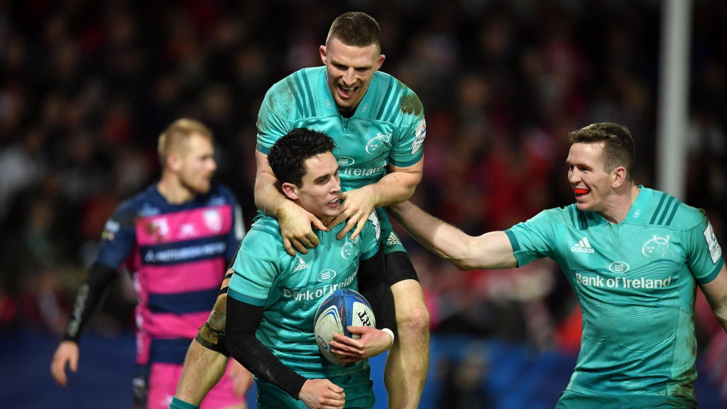 Champions Cup Team of the week: Round 5