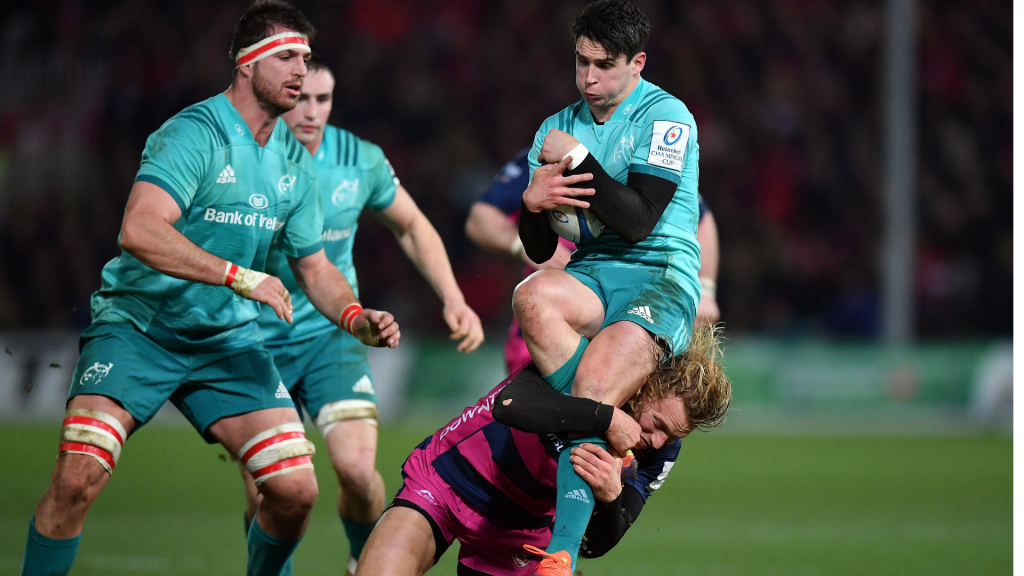Carbery stars as Munster down Gloucester