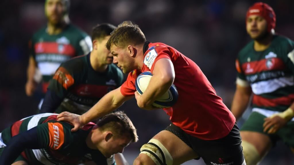 Ulster fight back against Tigers to earn quarterfinal spot