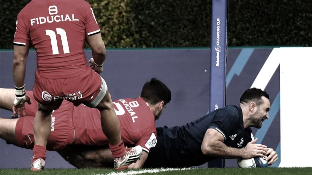 Leinster dismiss Toulouse to book play-off spot