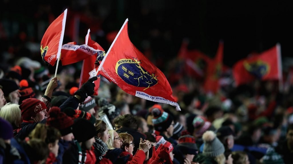 Mass exodus at Munster confirmed