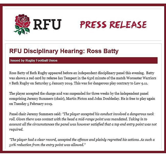 Bath hooker banned for neck roll