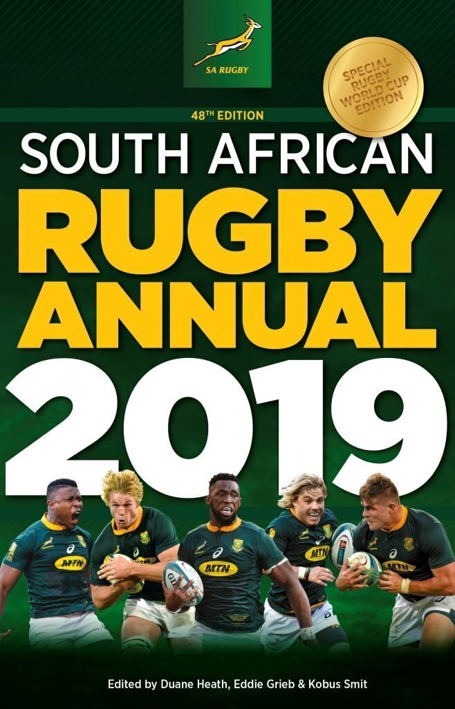2019 SA Rugby Annual is Out