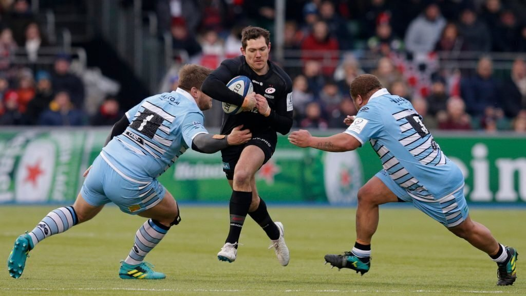 Saracens secure home Champions Cup quarterfinal
