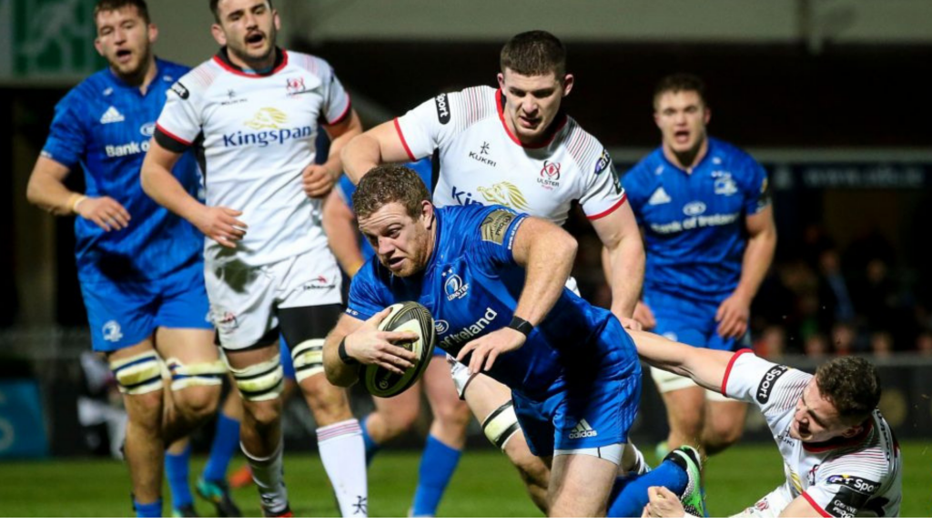 Leinster's ruthless first-half floors Ulster
