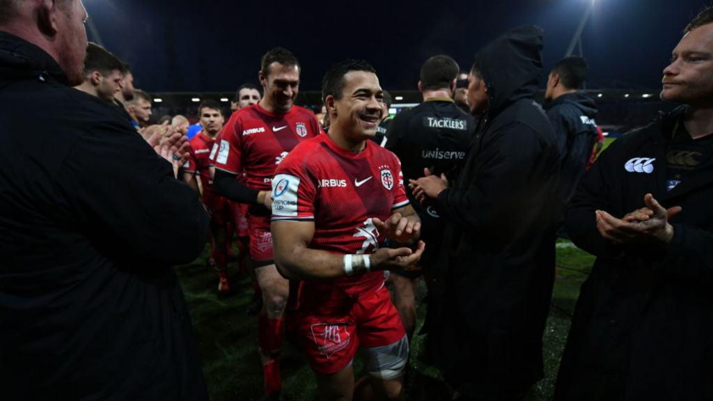 Toulouse set up quarter-final with Racing