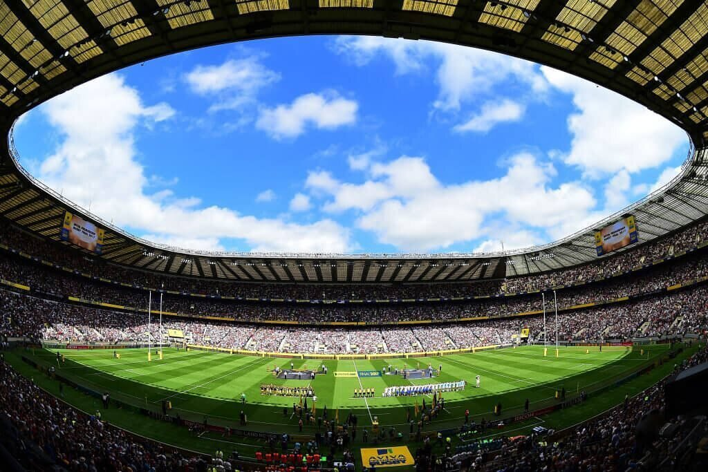 England to get Twickenham shot at Boks