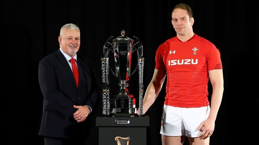 Gatland unveils Wales team for Six Nations opener in Paris