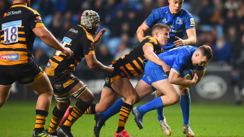 Leinster sting Wasps for home quarter-final