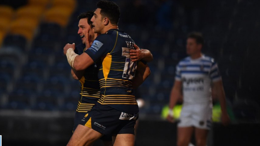 Warriors beat 11-man Bath