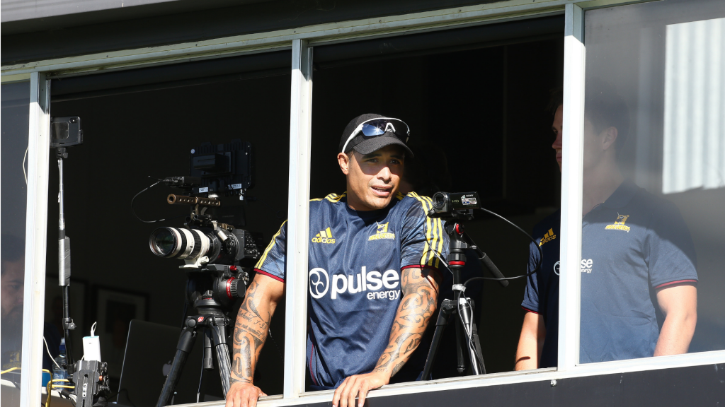 Highlanders bench a few All Blacks for Chiefs clash