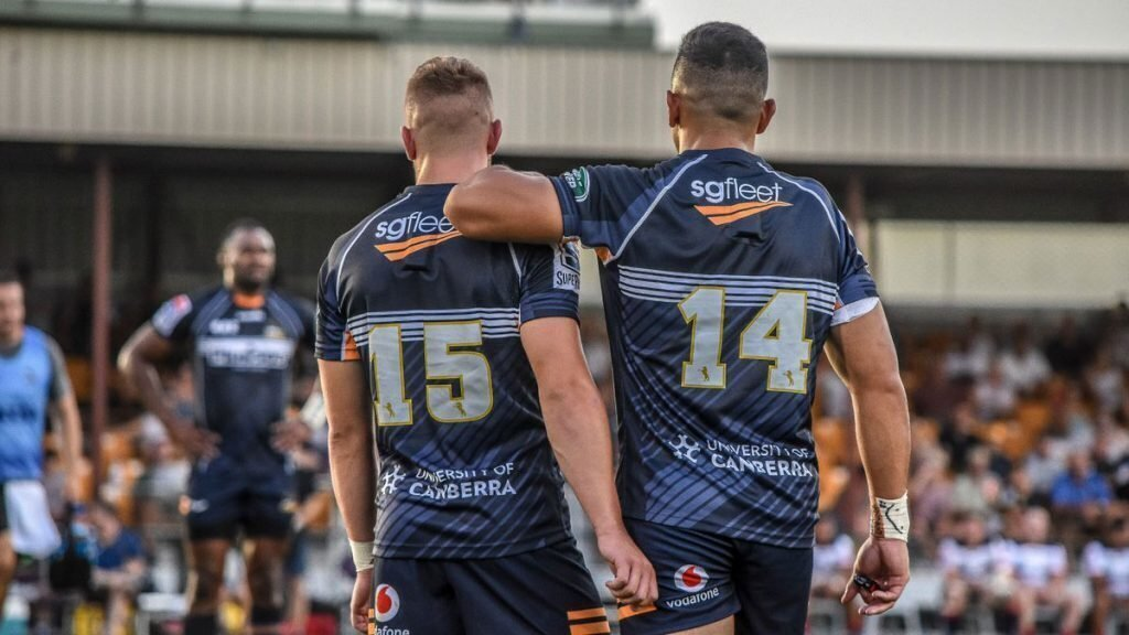 Brumbies' new captain quickly into the trenches