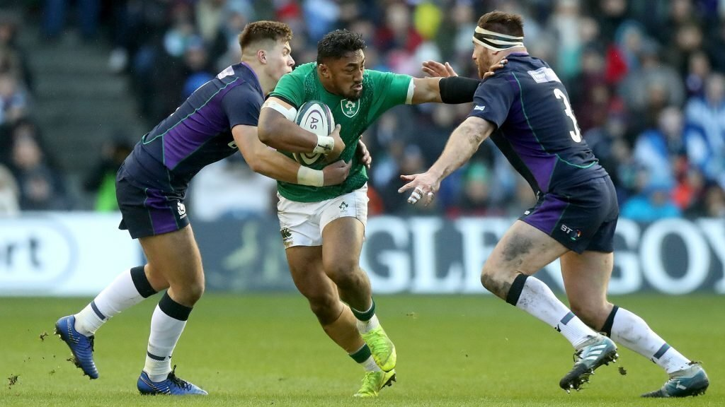 Six Nations: Stats tell tale of Ireland superiority