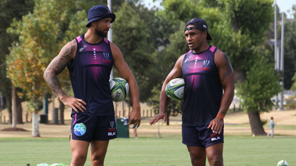 Cooper and Genia reunited for Brumbies clash