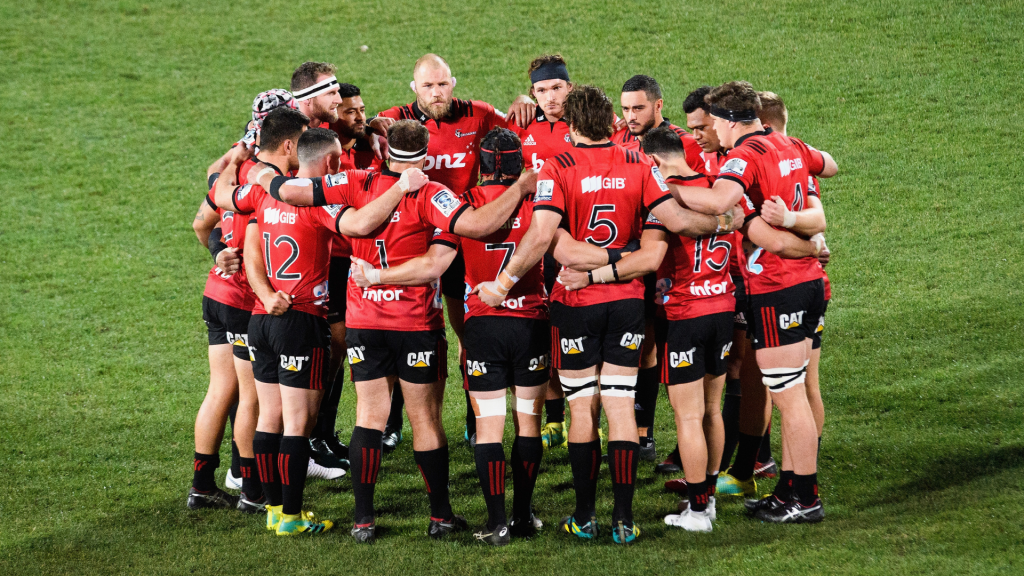 Crusaders coach and captain address name change talk