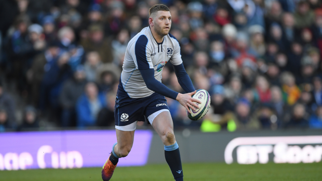 SIX NATIONS: Scotland get timely boost